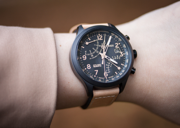 timex Intelligent Quartz™ Fly-Back Chronograph watch #timextuesday