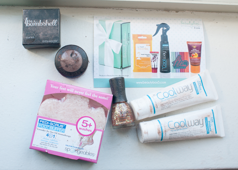 Beauty Box 5 |Beauty Box 5 Subscription Box Review | Delayed Missives lifestyle blog