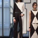 Black and white looks at RAOUL Fall 2014 Presentation