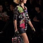 Desigual Fall 2014 Runway New York Fashion Week