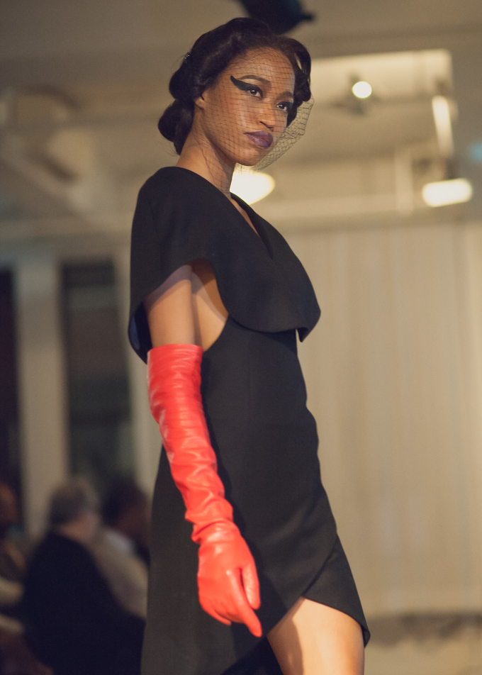 Chantell Walters Fall 2014 | New York Fashion Week | Delayed Missives lifestyle blog