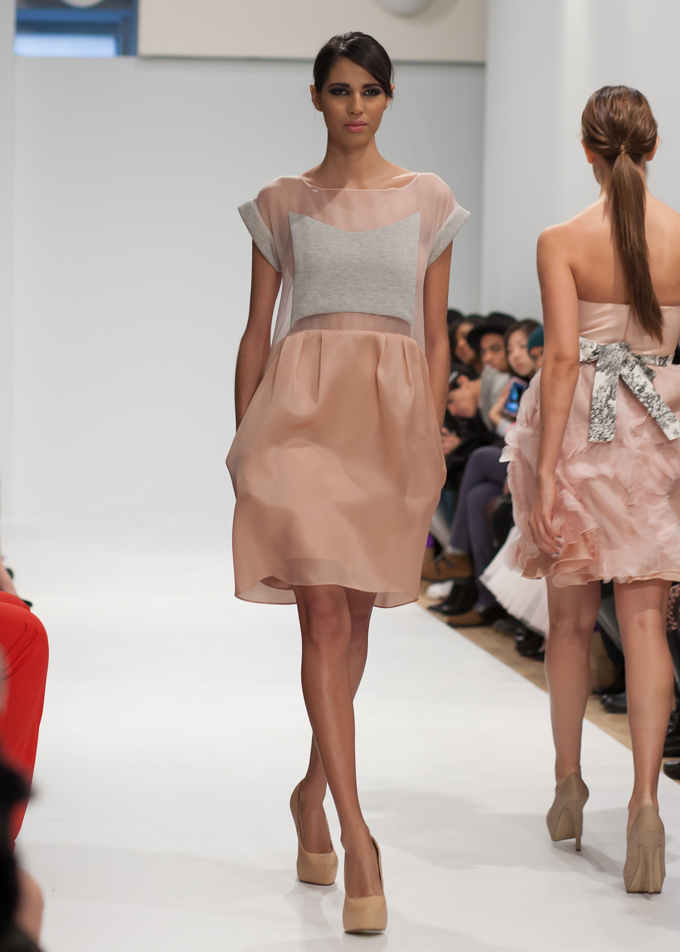 Leanne Marshall Fall 2014 | New York Fashion Week | Delayed Missives lifestyle blog