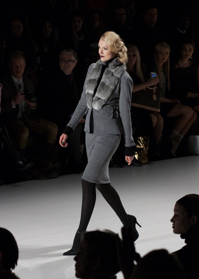 Zang Toi Fall 2014 | New York Fashion Week | Delayed Missives lifestyle blog
