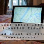 Intel 2 in 1 Laptop Tablet Review