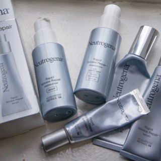 Neutrogena Rapid Wrinkle Repair Skincare Collection